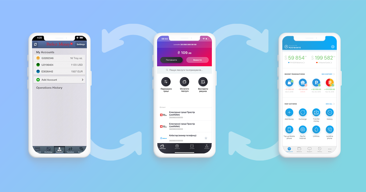LeoWallet запускає поповнення балансу гаманців Payeer і Perfect Money в тестовому режимі