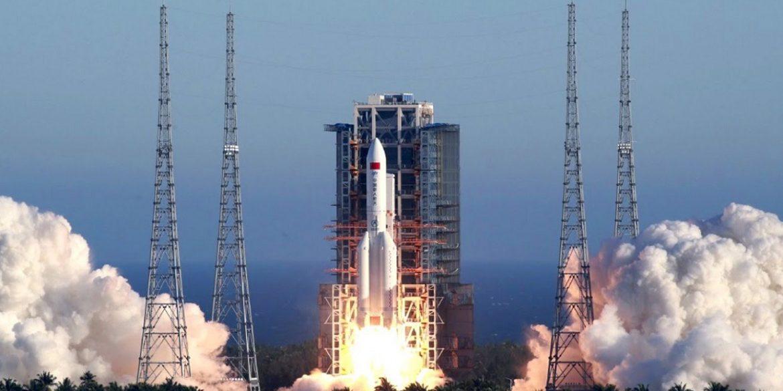 Китай успішно запустив свій перший зонд на Марс