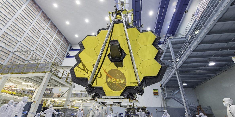 NASA в черговий раз перенесли дату запуску телескопа «Джеймс Вебб»