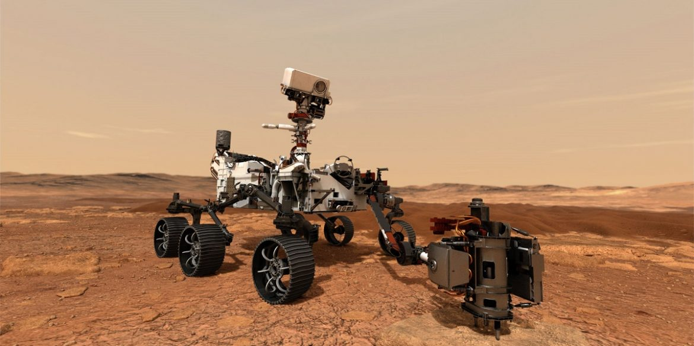 NASA успішно запустило ракету з марсоходом Perseverance