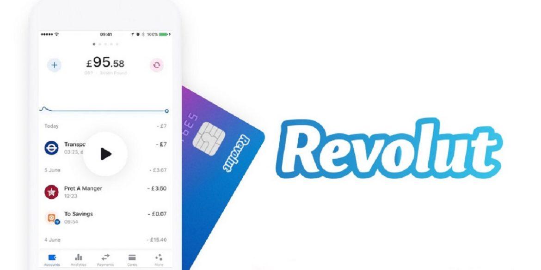 Фінтех-стартап Revolut залучив $80 млн фінансування