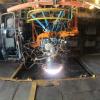 На КБ «Південне» успішно пройшли наземні випробування ракетного двигуна