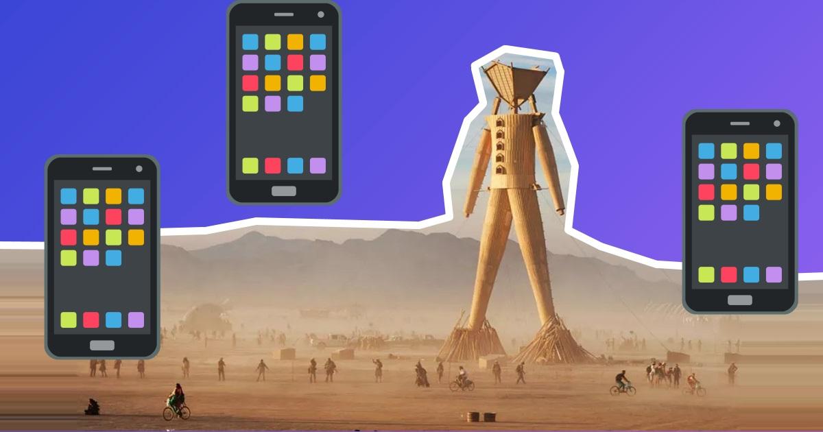 Burning Man онлайн. Як найбільший фестиваль справляється зі скасуванням заходів