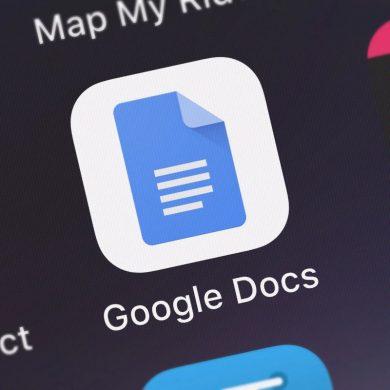 Google обновила мобильные версии Docs, Sheets и Slides