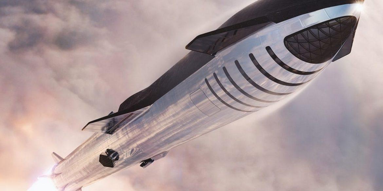 Ілон Маск поділився фото нових прототипів кораблів Starship. Вони полетять на Місяць і Марс