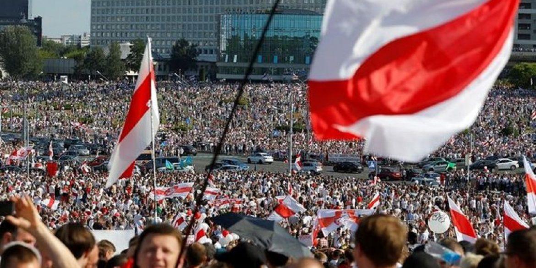 Telegram замінив офіційний прапор Білорусі на прапор білоруської опозиції