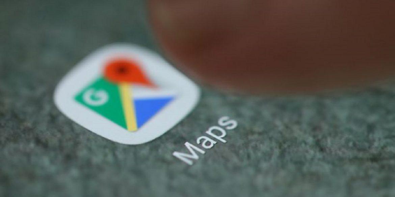 Google Карти будуть показувати ландшафт місцевості і деталізовані вулиці
