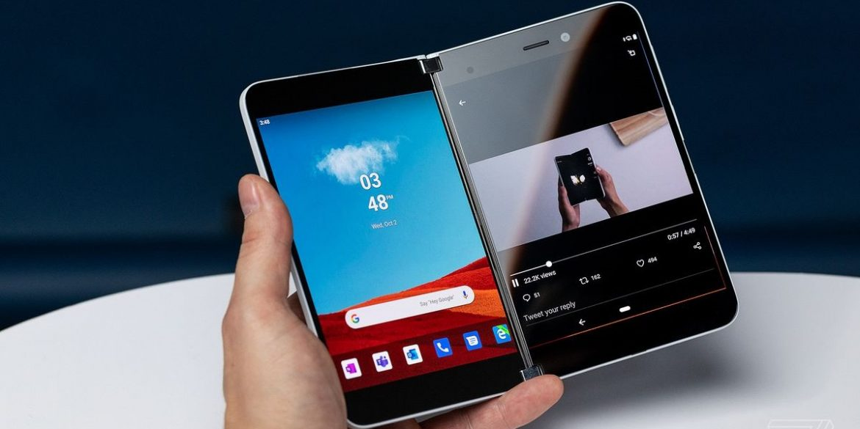 Складаний смартфон Surface Duo від Microsoft буде коштувати 1399 доларів і вийде 10 вересня