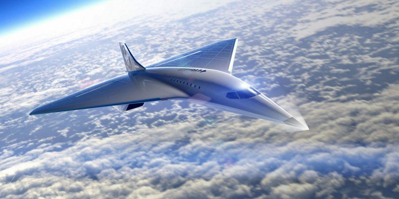 Virgin Galactic представила концепт літака, що розвиває швидкість більше 3500 км/год