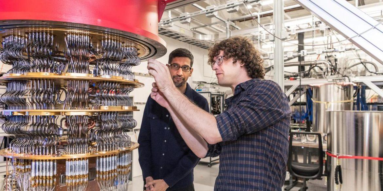 Суперкомп'ютер Google встановив рекорд машинного навчання