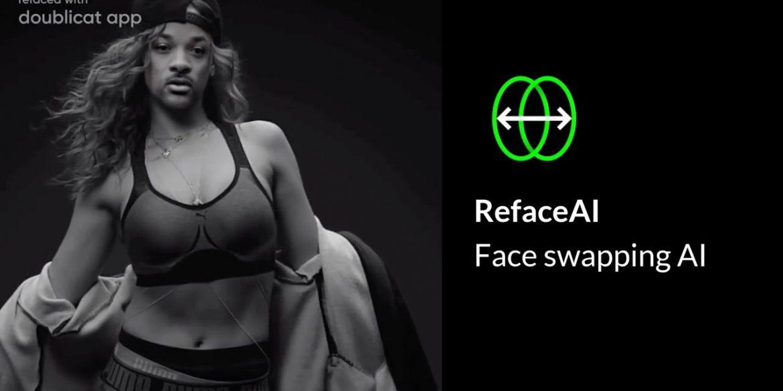 Український додаток Reface зайняв перше місце в американському App Store