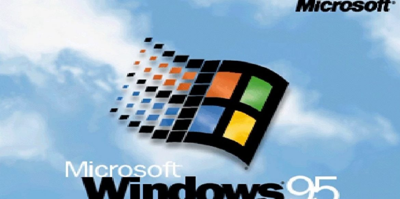 Операційній системі Windows 95 виповнилося 25 років