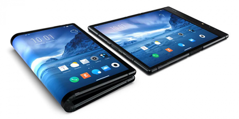 Samsung розробляє ще три гнучких смартфона