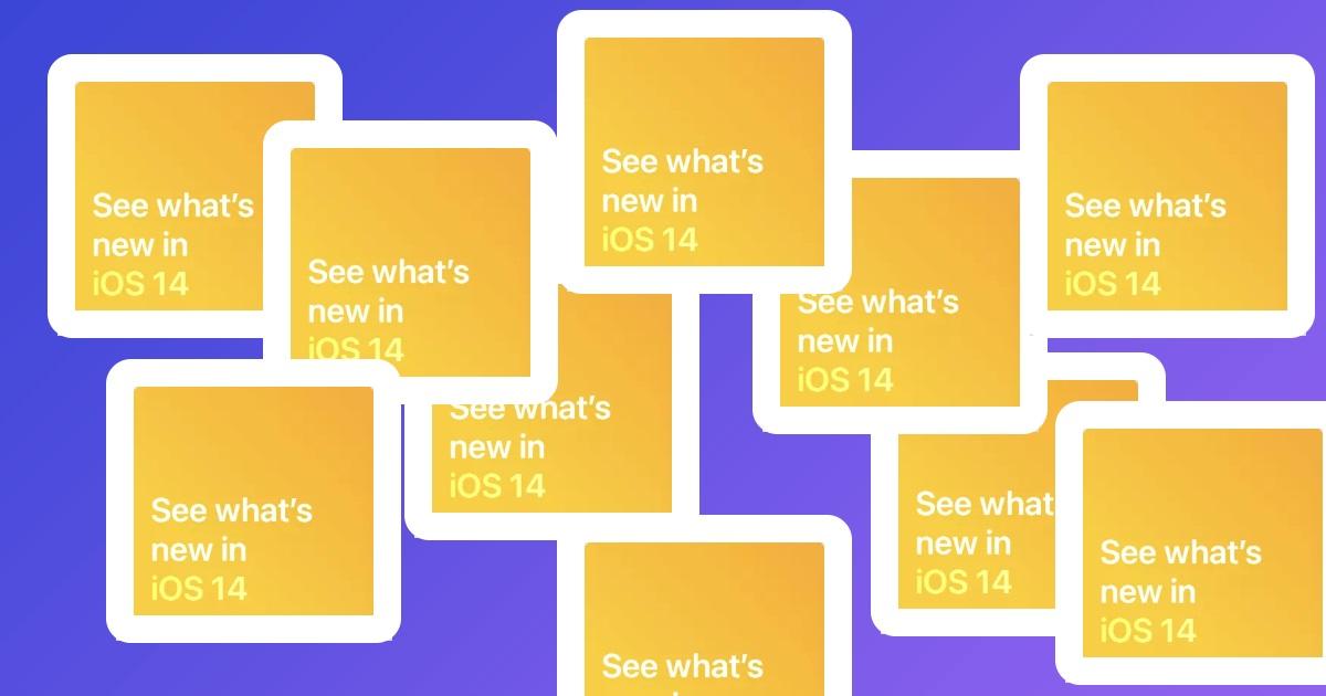 Віджети iOS 14: інструкція, як їх додати на екран