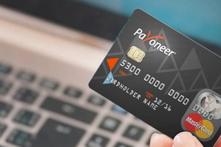 Payoneer почав випуск передплачених карт Mastercard
