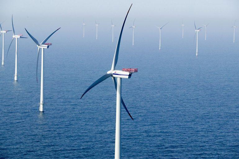 У 2026 році у Великій Британії запустять найбільший морський парк вітрогенераторів