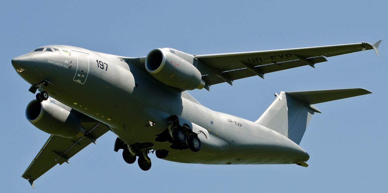 ДП «Антонов» зібрало перший літак без російських комплектуючих