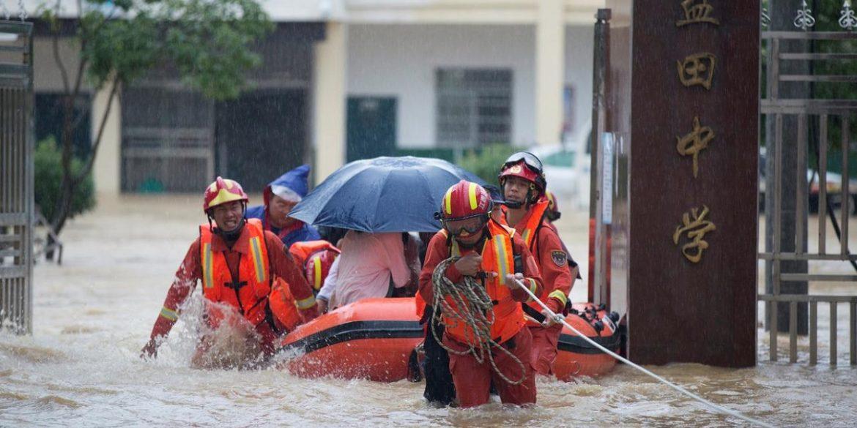 ШІ-технологія Google, що попереджає про повені, тепер охоплює всю Індію і частину Бангладеш
