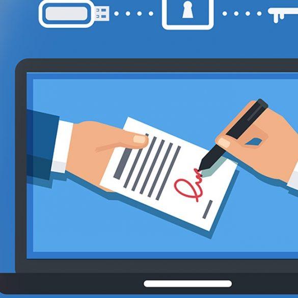 Мінцифри інтегрує електронний підпис в мобільний додаток «Дія»
