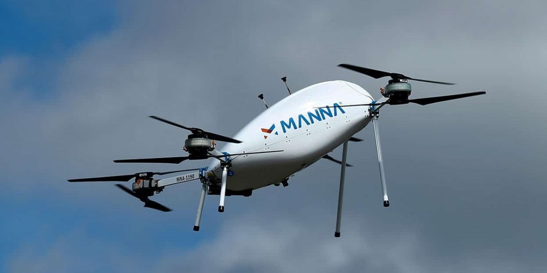 Мережа супермаркетів Tesco тестує доставку продуктів дронами