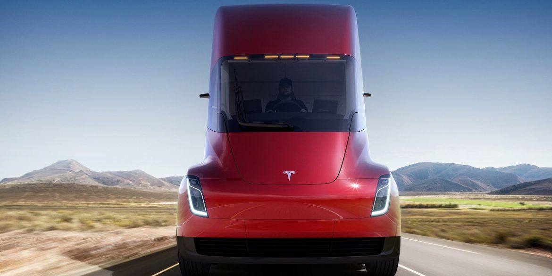 До 2025 року в США будуть використовуватися більш 50 тисяч електричних вантажівок