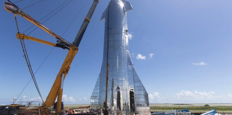 Двигун Raptor для міжпланетного корабля Starship успішно пройшов вакуумні випробування