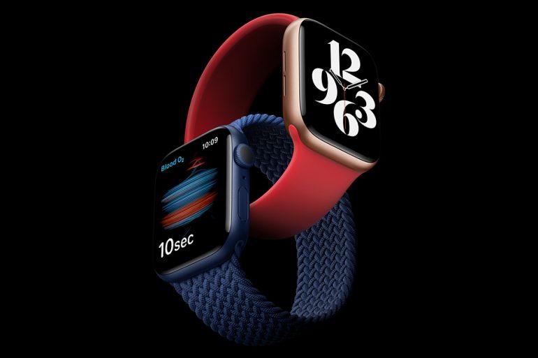Apple Watch Series 6 будуть поставлятися без зарядного пристрою