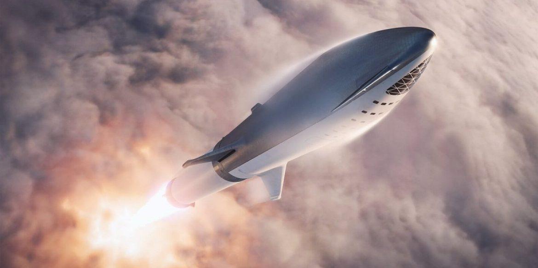Ілон Маск анонсував збірку прискорювача Super Heavy для корабля Starship, який полетить на Марс