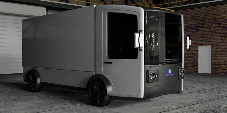 У Кривому Розі розробляють серійну електричну вантажівку CoolOn