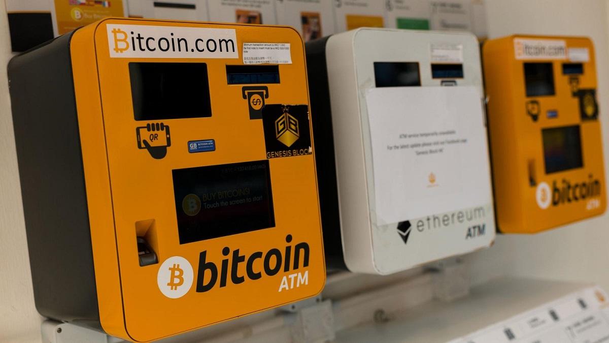 По всьому світу встановлено вже понад 10 тисяч криптобанкоматів
