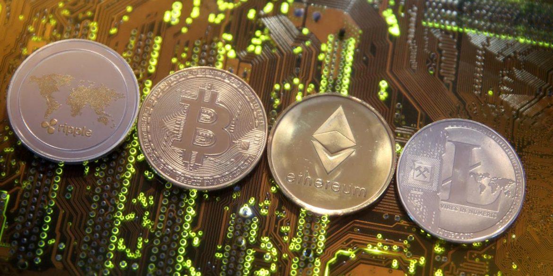 Україна займає перше місце в світі по використанню криптовалют