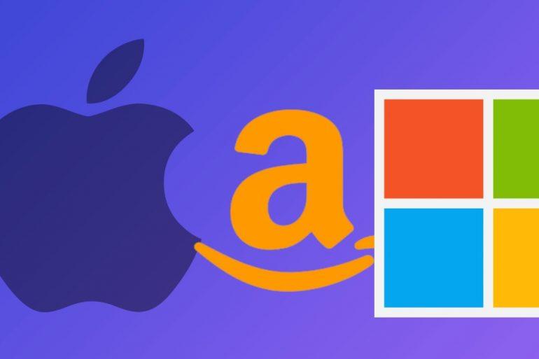 Apple, Amazon, Microsoft. Які бренди стали найдорожчими у 2020 році
