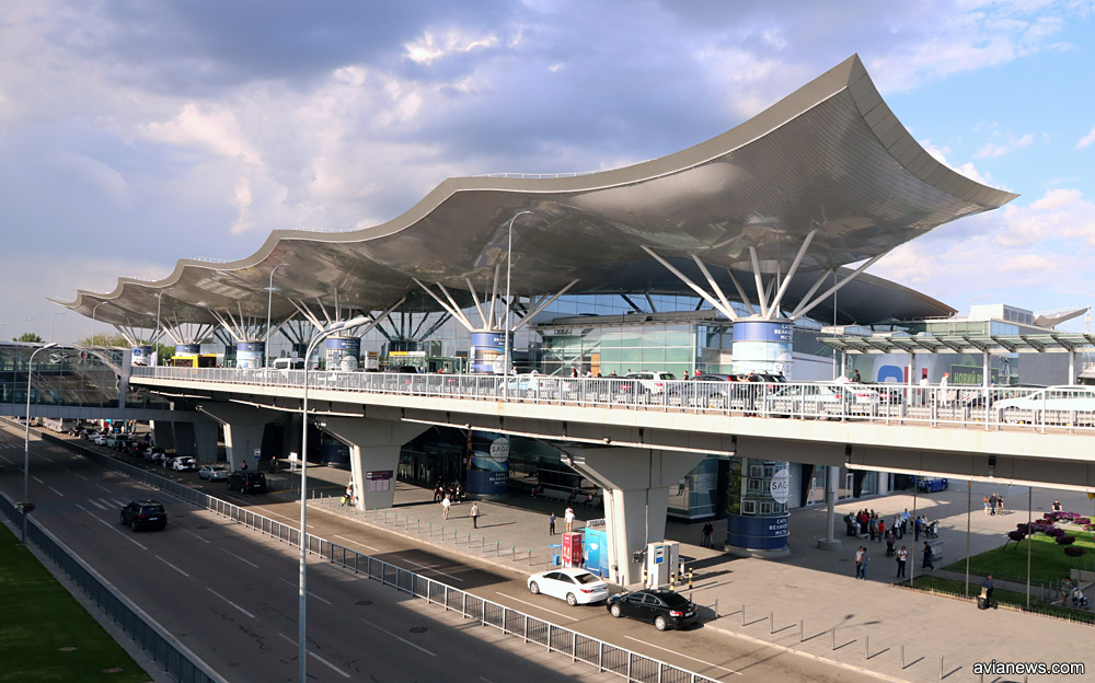 «Дію» прийматимуть в усіх аеропортах України