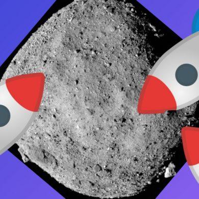 У NASA показали, як виглядала операція із захвату грунта астероїда Бенну