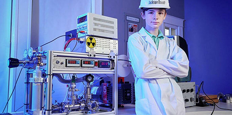 12-річний американець зібрав ядерний реактор у себе вдома