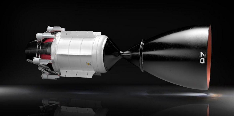На розгляд NASA представили ядерний двигун для міжпланетних польотів