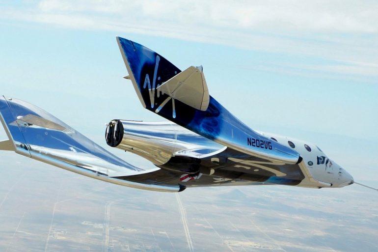 Virgin Galactic запустить в космос корабель SpaceShipTwo до кінця року