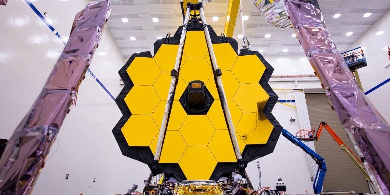 Телескоп «Джеймс Уебб» успішно пройшов важливі випробування