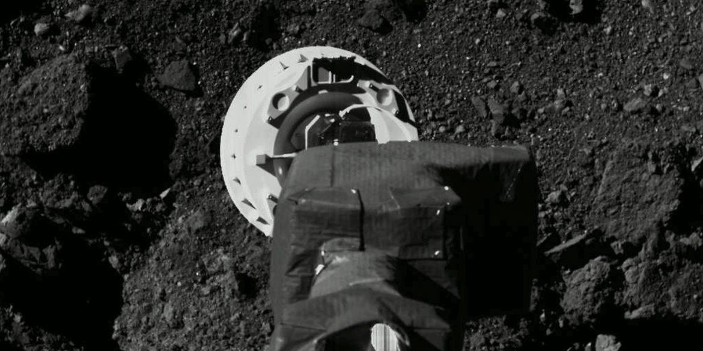 Зонд NASA приземлився на астероїд і зібрав зразки його ґрунту
