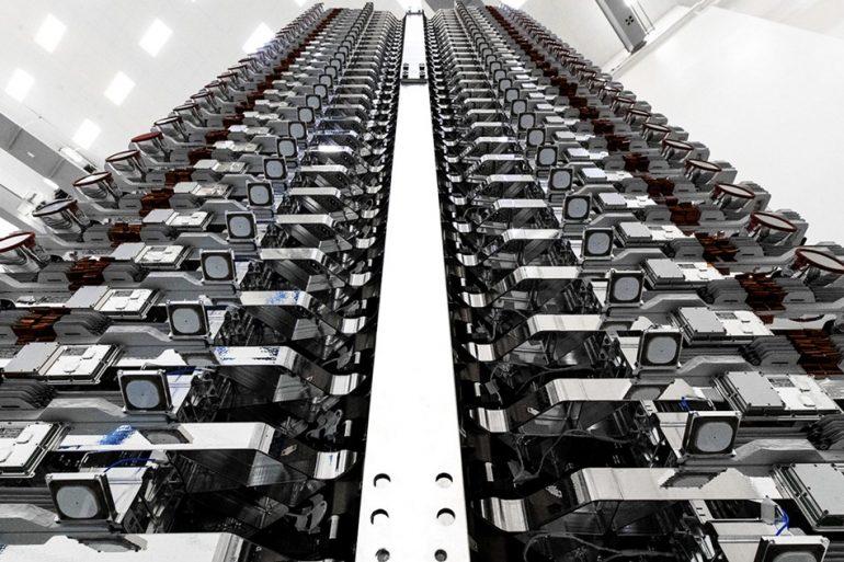SpaceX запустила нову партію супутників Starlink. Всього компанія втратила 75 апаратів