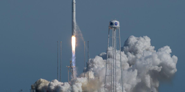 З другої спроби NASA відправило на МКС україно-американську ракету Antares