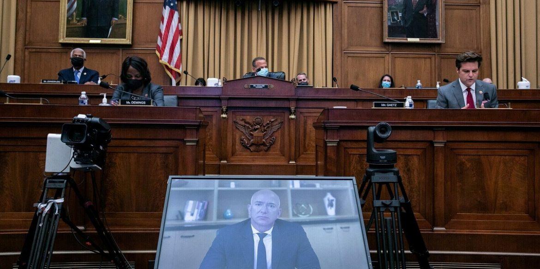 Конгрес США визнав Apple, Google, Facebook і Amazon монополістами