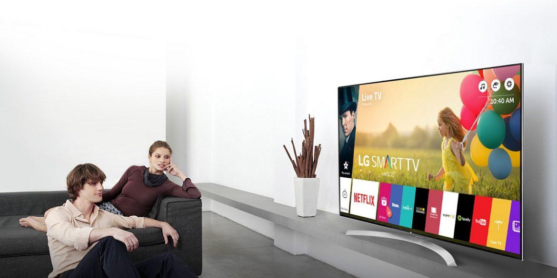 LG з листопада почне блокувати Smart TV на несертифікованих телевізорах в Україні