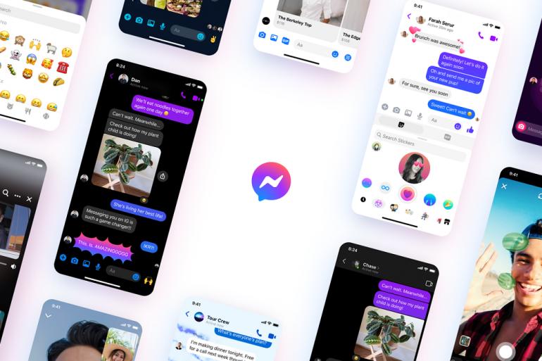 Facebook Messenger отримав логотип в стилі Instagram і нові функції