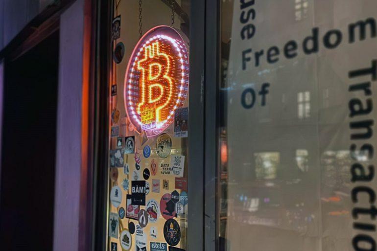 У Берліні закрився бар, в якому вперше в світі прийняли оплату в біткоінах