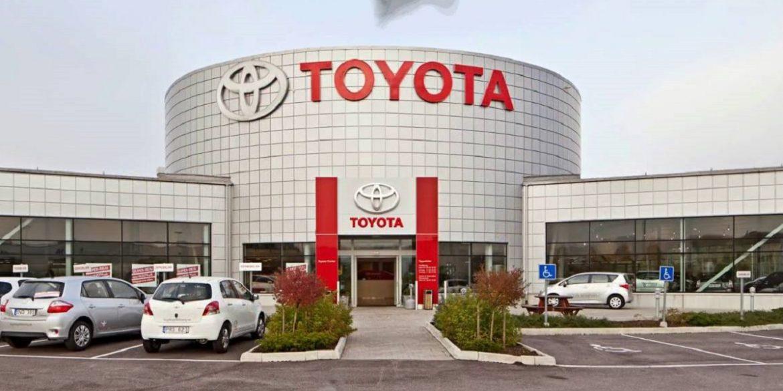Toyota створить власну цифрову валюту
