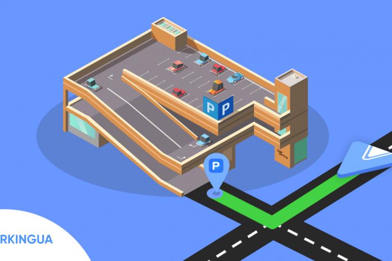 Parking UA запускає пілотний проект з оплатою на перехоплюючих парковках