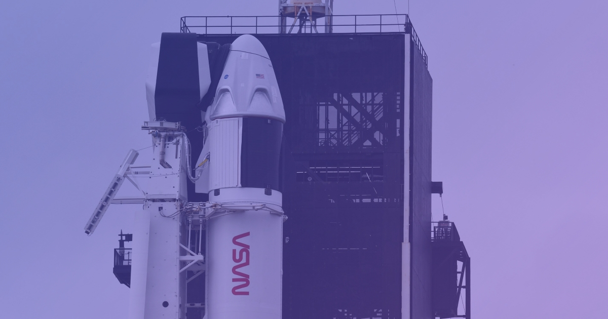 SpaceX успішно запустила ще один екіпаж на МКС. Що буде далі