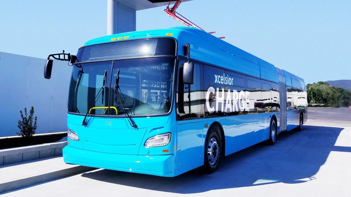 В Україні планують за 10 років замінити весь громадський транспорт на електричний