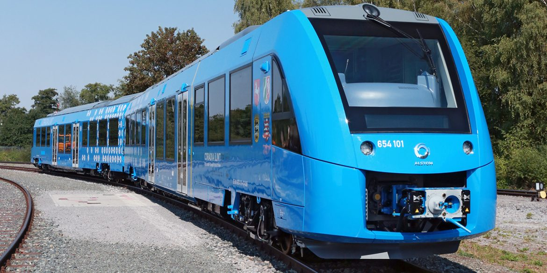 Siemens і Deutsche Bahn розробляють водневий поїзд